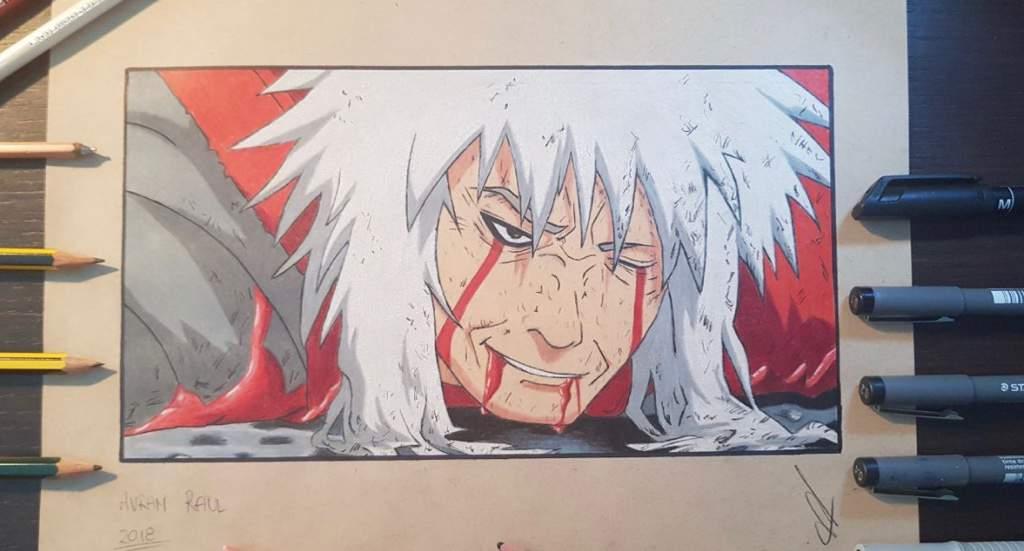 Naruto Creator Kishimoto Finally Explains Jiraiya S Death