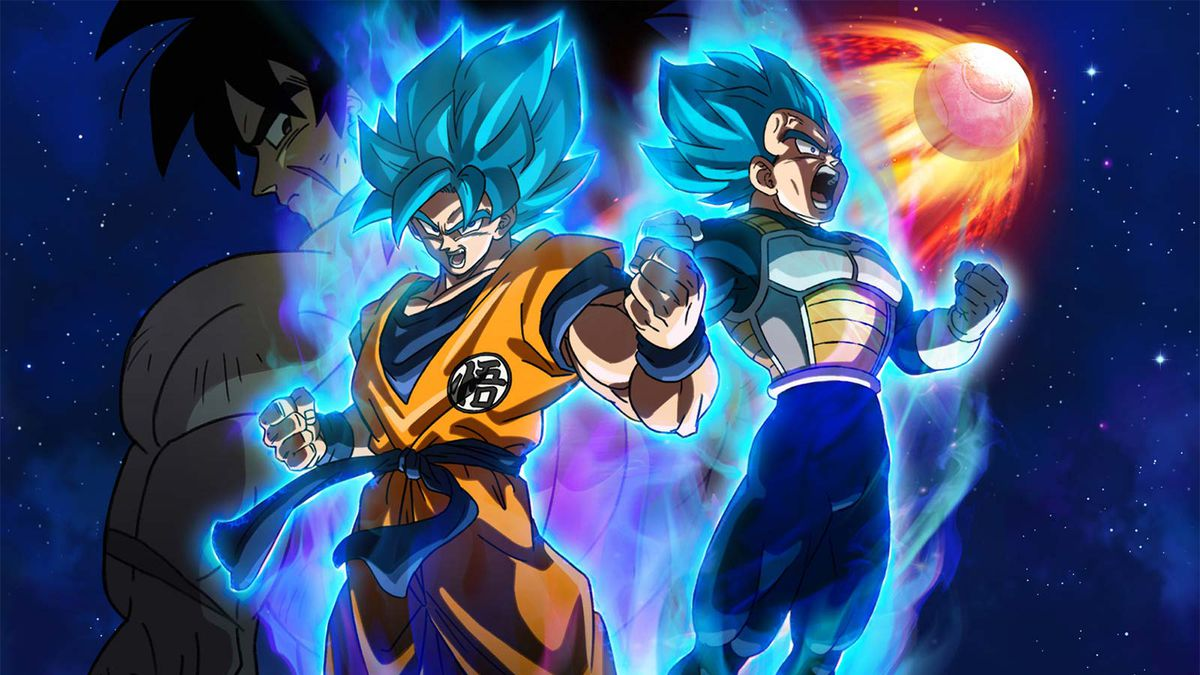 You Can Now Stream Dragon Ball Super Broly On Youtube