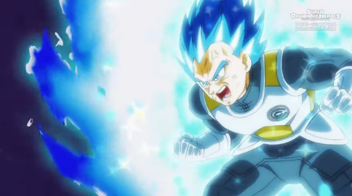Super Dragon Ball Heroes Episode 11 Release Date Preview Spoilers